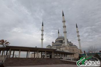 安卡拉科贾泰佩清真寺