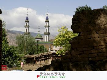 青海阿岱清真寺