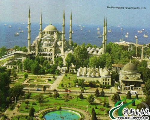 耶路撒冷的阿克萨清真寺没有宣礼塔.