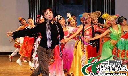 袁媛:回族舞蹈追梦人