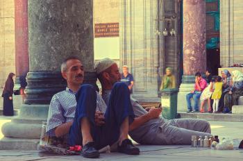 女摄影师眼里的伊斯坦布尔