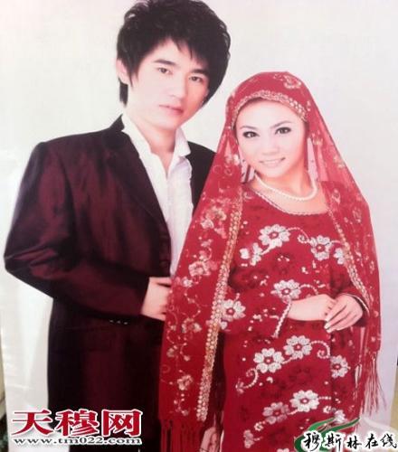 天穆村回族的婚礼(高清组图)