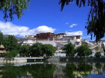 罗明山西藏摄影作品选(一)