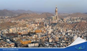 麦加清真大寺实施扩建