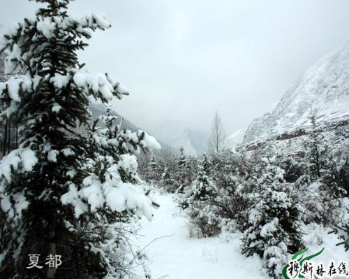 娘娘山风景区依其地形地貌特点