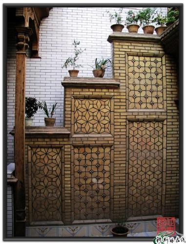 一层平房外墙砖效果图