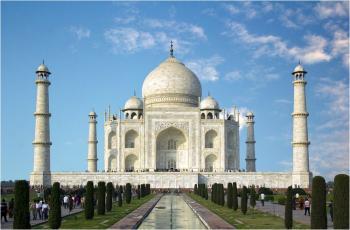 印度旅游摄影—阿格拉