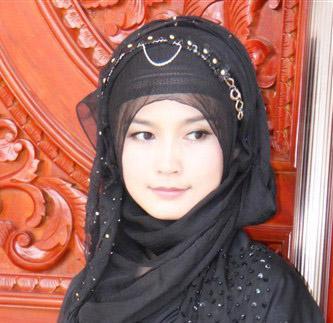 嘉米拉2012年6月时尚新款纱巾(二)