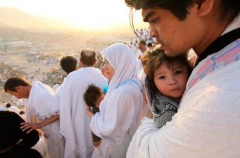 2012年麦加朝圣:参加人数有望超过340万