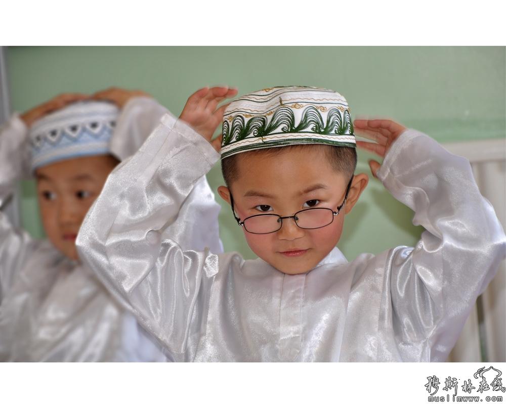 2012中国回族服装服饰摄影入选作品(六)