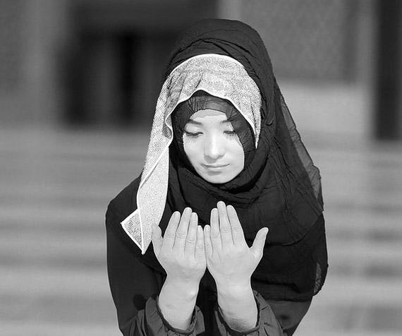 穆斯林服饰靓丽的风景线