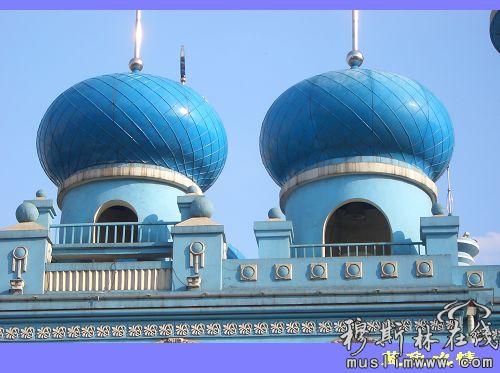 哈尔滨兰色清真寺