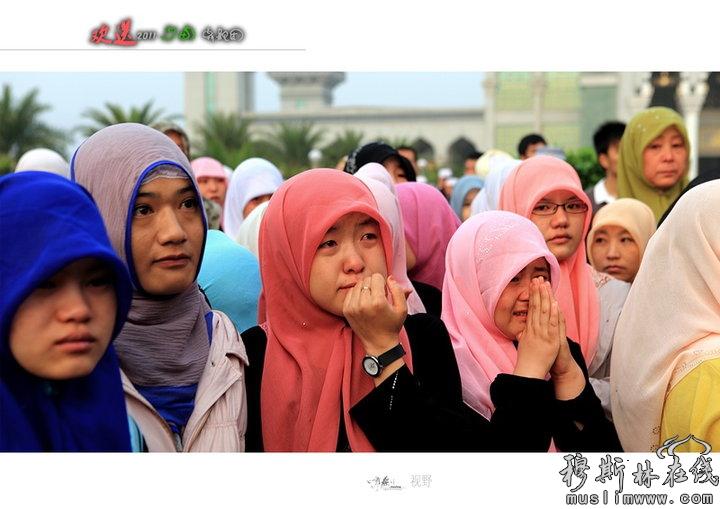 欢送云南沙甸2011朝觐团