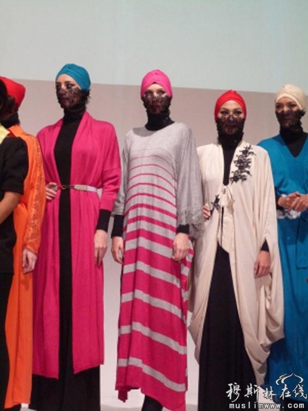 马来西亚国际时装周之伊斯兰服装节