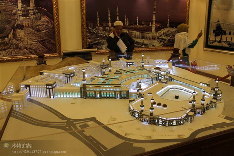 沙特麦加禁寺将扩建
