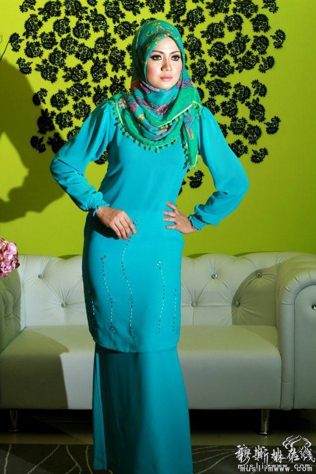 最新伊斯兰头巾服饰分享