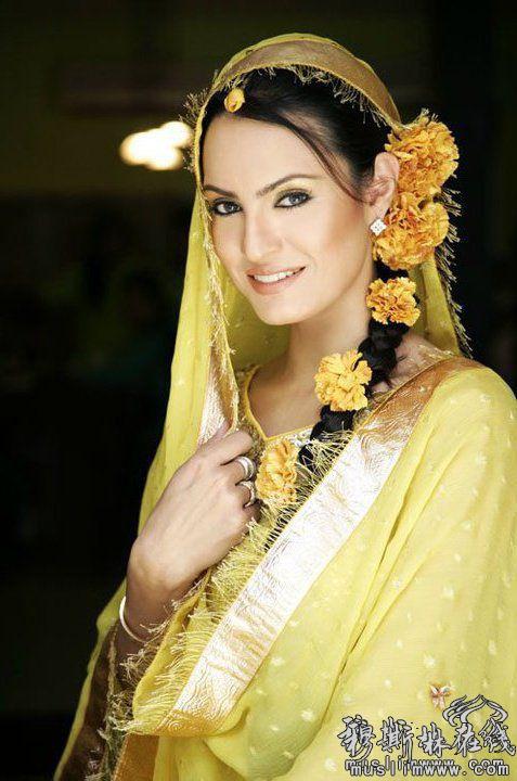 印巴女子服饰秀
