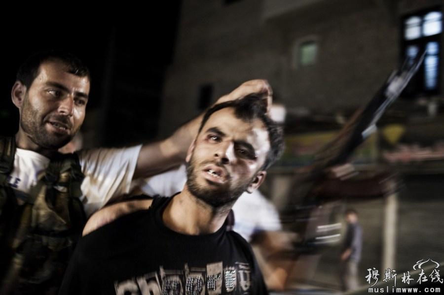 一般新闻类组照一等奖:叙利亚之困