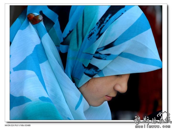 魅力新疆-人物系列《维吾尔族的女人们》(二)