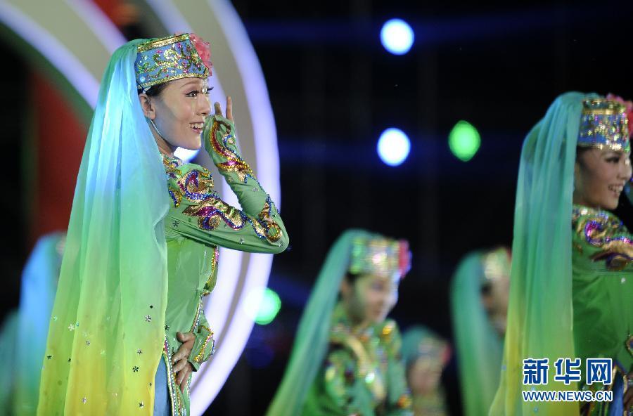 第十一届中国西部民歌歌会在宁夏举行