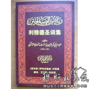 穆斯林在线马广素老师讲圣训 第1-10讲