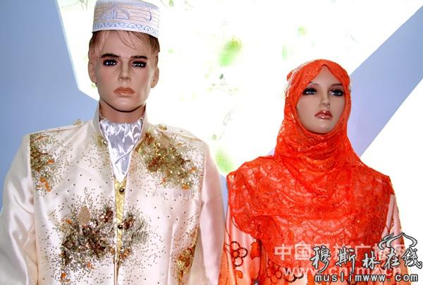 回族服饰有鲜明的民族特色