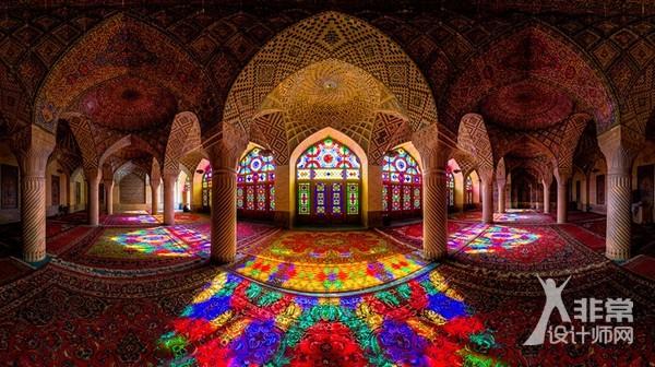 仰望清真寺之顶 大美伊斯兰风情
