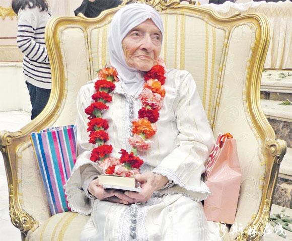 比利时92岁新穆斯林老人的心路历程
