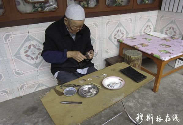 《中国穆斯林》云南回乡银饰世家的幸福生活