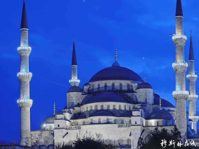宁静的伊斯兰艺术