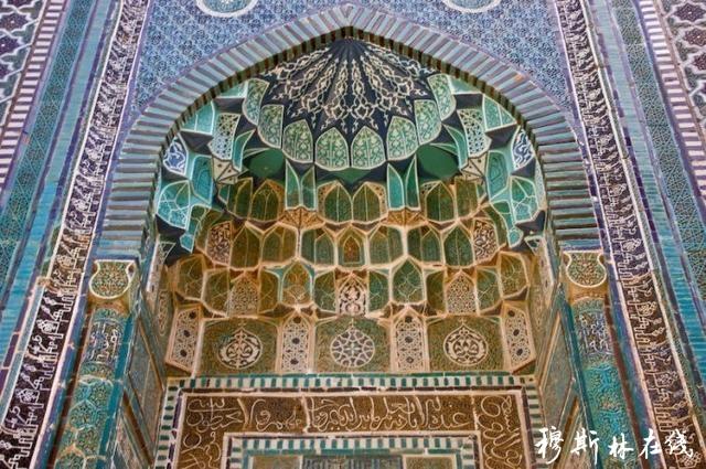 最美伊朗伊斯兰风格建筑