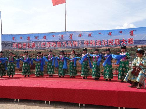 走近阿拉善信仰伊斯兰教的蒙古族