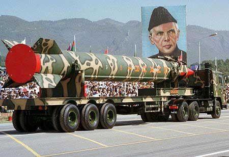 这个国家是伊斯兰世界中唯一拥有核武器的国家