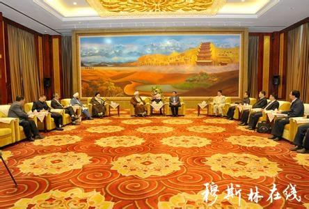 伊朗伊斯兰团结大会代表团访问甘肃