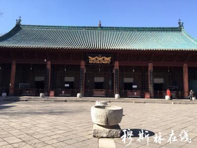 东盟副秘书长代表团来访化觉巷清真大寺