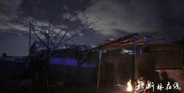加沙民众「摸黑」过斋月,是谁断了他们的电?