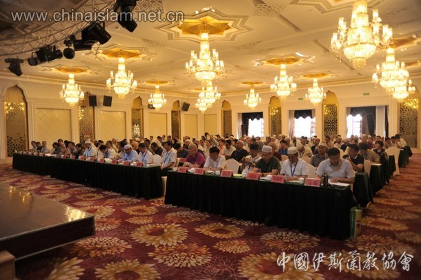2017年朝觐团工作人员骨干培训班在吴忠举行