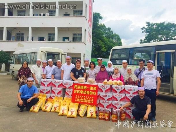 桂林崇善清真寺举办善行斋月活动