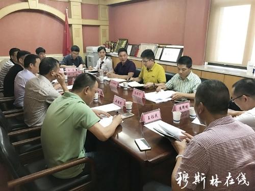 江干区接待义乌市委统战部考察杭州清真寺