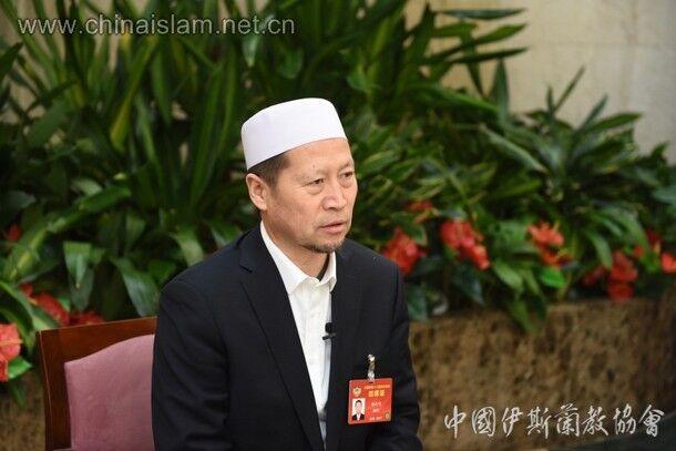 杨发明:真诚交流 加深外界对中国穆斯林了解