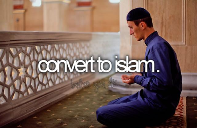 为什么西方人会热衷于皈依伊斯兰?