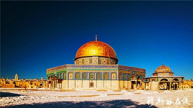 阿克萨清真寺最后一名奥斯曼帝国守护者