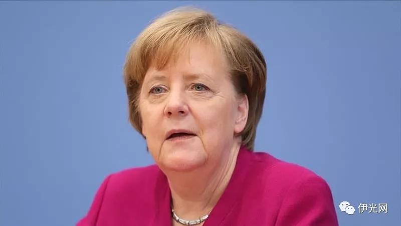 德国总理:伊斯兰是德国的一部分