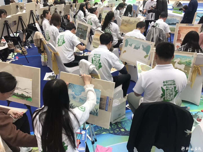 """""""印象黄河""""爱甘肃·增绿色大学生插画创意设计大赛正式启动"""