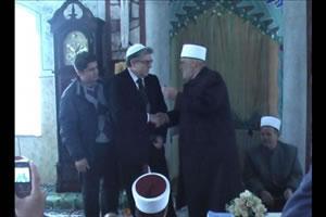 巴菲奥利看到一个勤劳的穆斯林的形象并归信伊斯兰