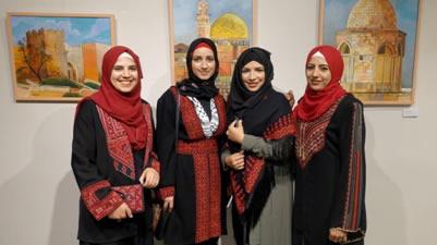 """""""耶路撒冷的色彩"""":伊斯坦布尔举办圣城画展"""