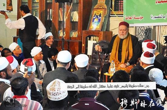 阿里・戈玛博士:穆斯林青年最应当抵制教内纷争与分裂
