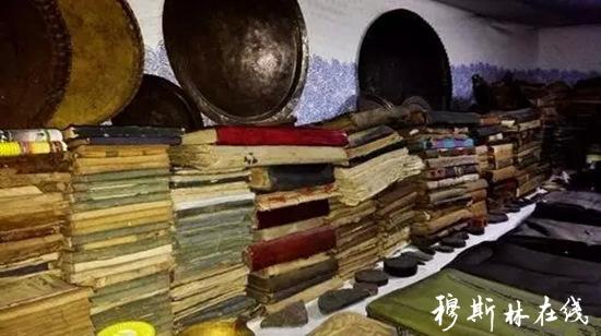 历代古兰经都藏于他家,整整两万册估价过亿