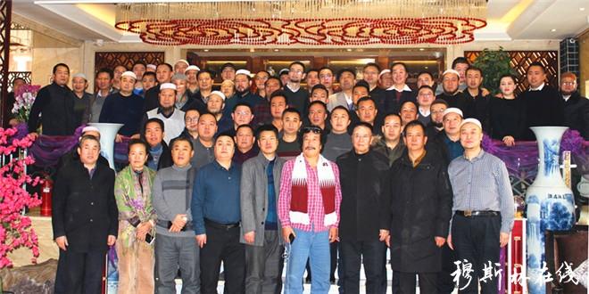 青海省民营企业文化协会召开一届二次理事会