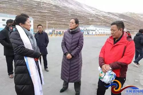 守望相助 青海省红十字会向玉树灾区拨付发放救灾款物240余万元
